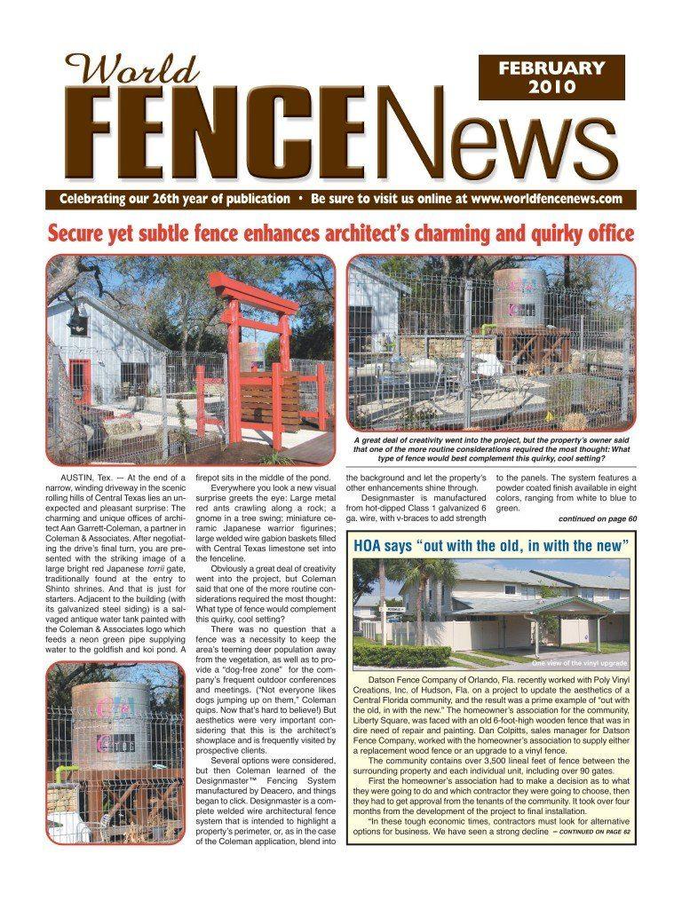 Orlando expert fence company