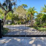 aluminum fence for home in orlando