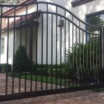 aluminum gate installation in orlando