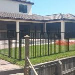 commercial aluminum fence in orlando