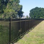 aluminum fences construction in orlando