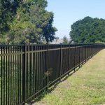 aluminum fences construction in orlando
