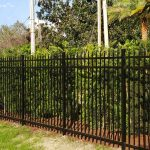 aluminum fence contractor in orlando