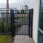 aluminum fence installation in orlando