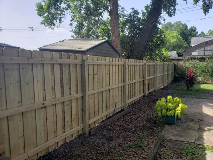 top rated fence company in Orlando