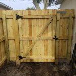 top rated fencing contractor Orlando