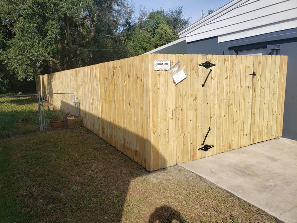 Residential fence company in Union Park, Florida